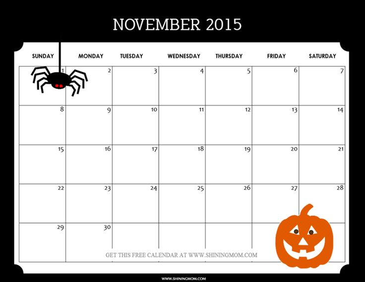 Calendar With N Holidays Pdf Free Download : Feel free to download november monthly calendar and