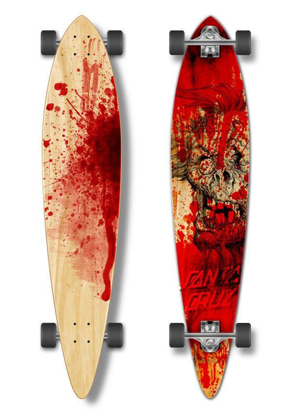 longboard deck designs | Longboard Decks on Behance