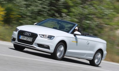 Audi A3 Cabriolet 1.4 TFSI 125 PS S tronic by drive.gr