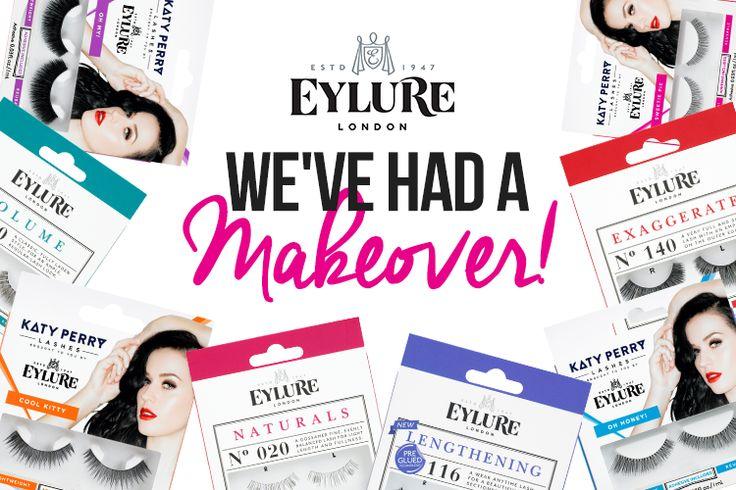 Eylure makeover