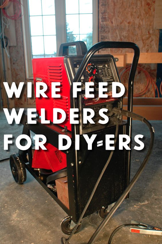 Wire feed welders are a great addition to any workshop. Learn more from my blog post on the topic.