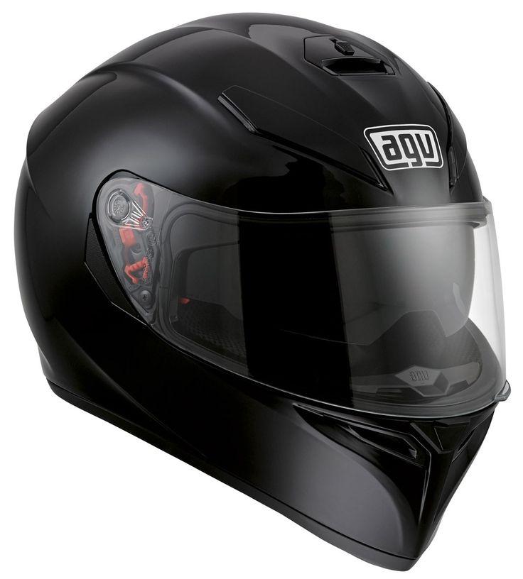 K-3 SV E2205 MONO - BLACK - FULL-FACE - PRODUCTS - Agv