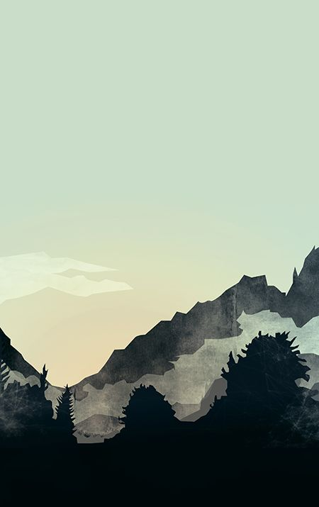 """Misty Mountain"" by Schwebewesen 