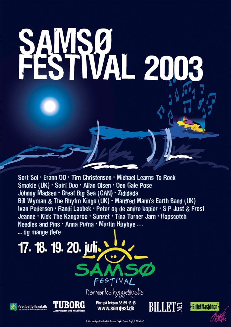 Samsø Festival 2003