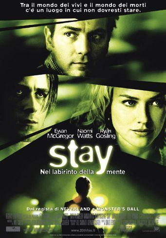 Stay – Nel labirinto della mente (2005)   CB01.EU   FILM GRATIS HD STREAMING E DOWNLOAD ALTA DEFINIZIONE