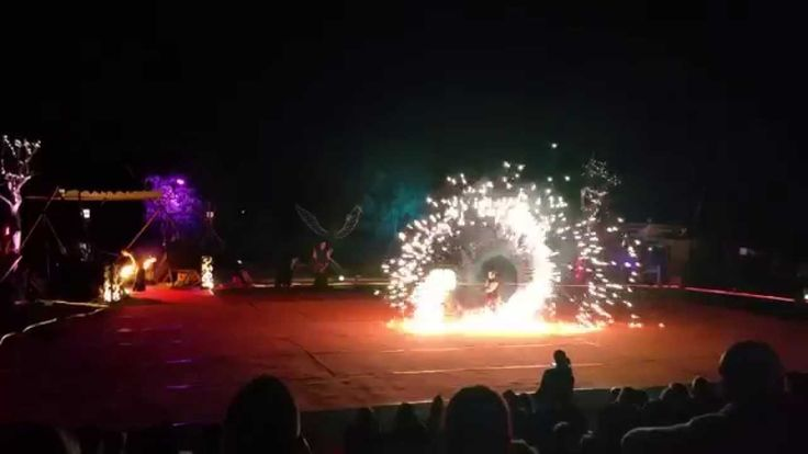 Phoenix 2015 Gala - Pyroterra and the Fire Fables