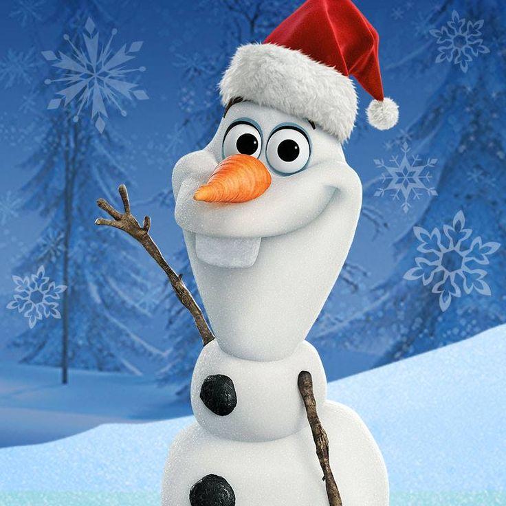 The Christmas Clock tinkeperi Frozen Olaf) Film de