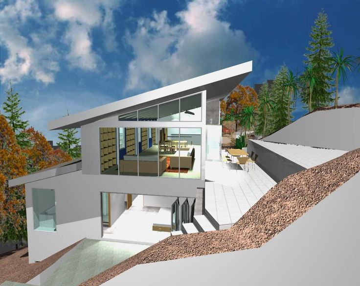 New build drawings by Vorstermans Architects