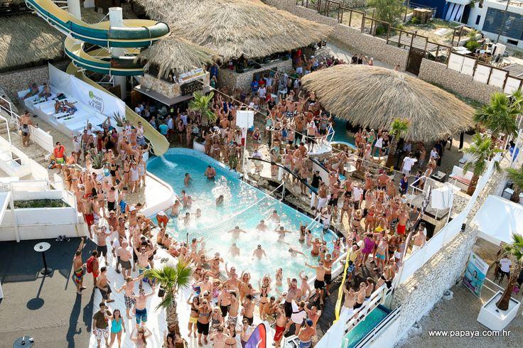 Croatia- Zrce Beach (Party Island)