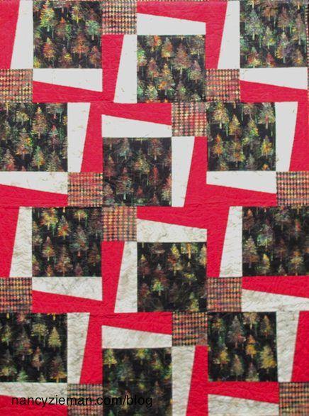 Sew Big Block Quilts/Nancy Zieman/Debbie Bowles/Quilt Patern | Nancy Zieman Blog