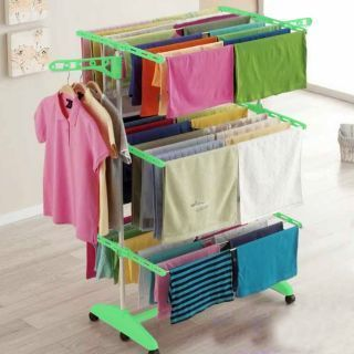 Kawachi Power Dryer Easy Cloth Drying Stand @ Rs.1595