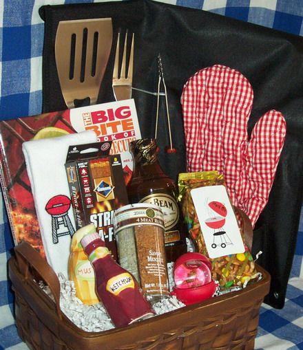 25 best Grilling basket ideas images on Pinterest | Gift basket ...