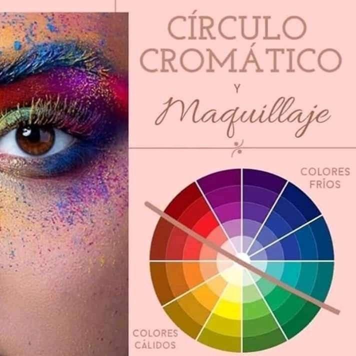 Pin De María ángela En Tips Maquillaje Circulo Cromatico Maquillaje De Ojos Colorido Tutorial Maquillaje Ojos