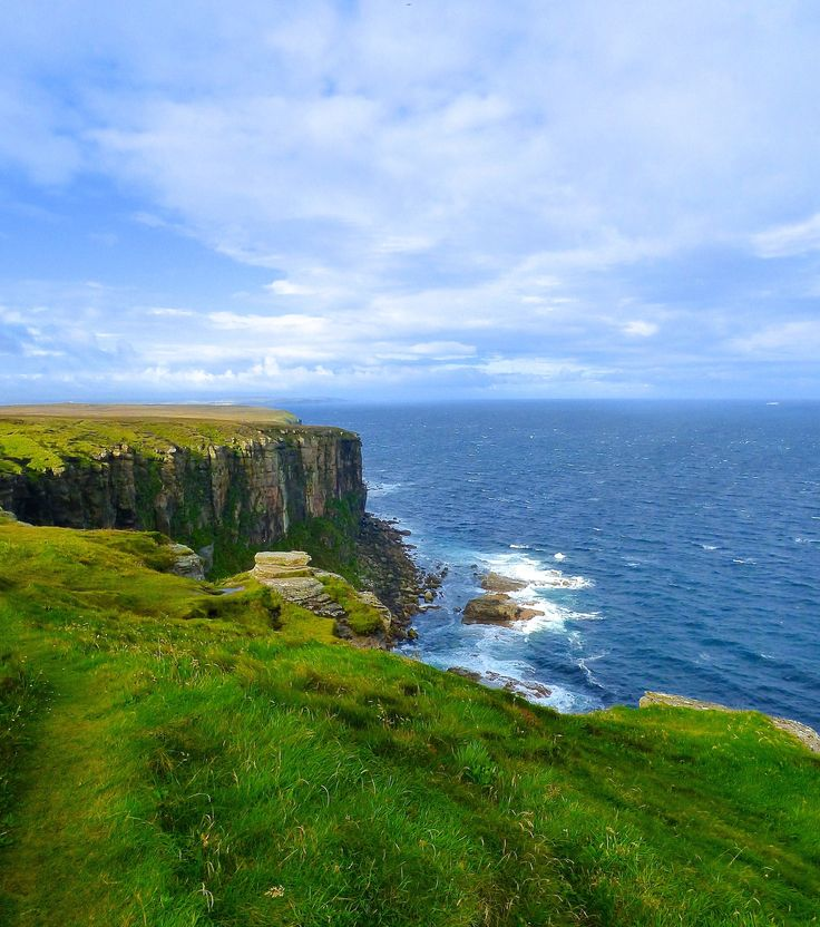 Dunnet Head, Scotland on the North Coast 500. Read my blog!