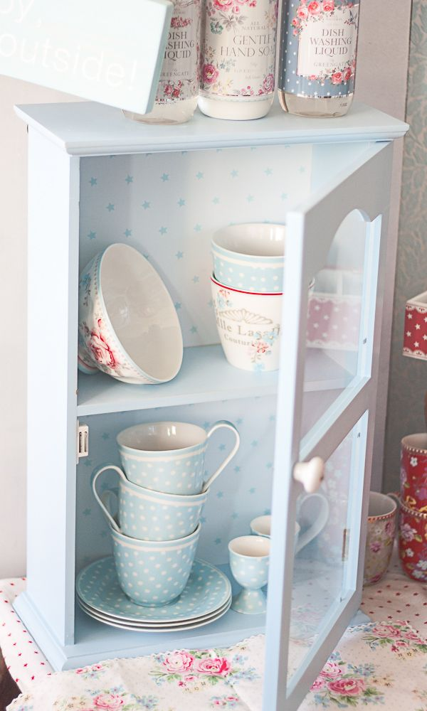 67 best tea at greengate cottage images on pinterest for Cath kidston kitchen ideas