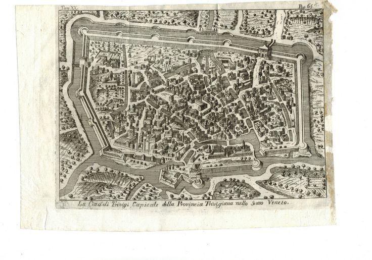 "SALMON, NAPOLI""TRIVIGI"" , 1760 STAMPA ANTICA ACQUAFORTE   eBay"