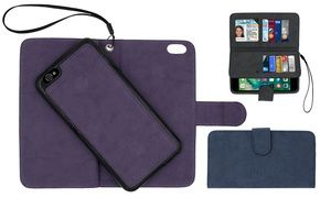 Groupon - Smartphone Wallet with Removable Case for iPhone 5/5s, 6/6s or 6 Plus/6s Plus. Groupon deal price: $14.99