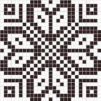 Maskedilla: Design ditt eget mønster