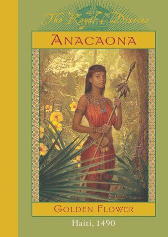 BOOK DETAIL :: SCHOLASTIC BOOKS Anacaona