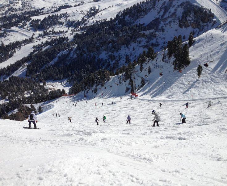 Skiurlaub Alleine