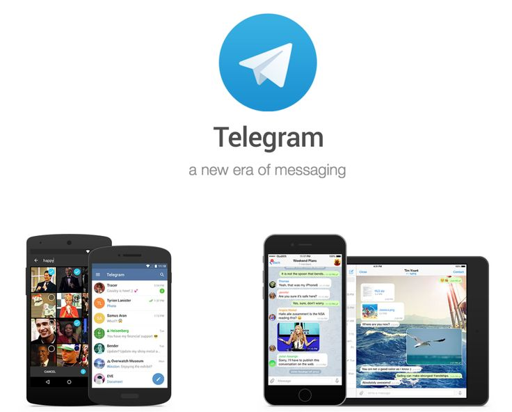 Best Messaging App for Android & iOS? Try Telegram a