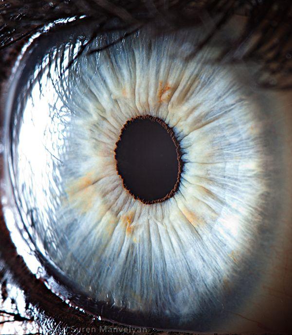 Your beautiful eyes by Suren Manvelyan, via Behance