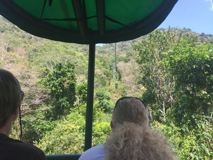 Costa Rica Days 7 & 8   The final day(s) of the Caravan tour were very low-key. The day started with breakfast at the San Bada Hotel restaurant. At this point, most of the group went and explored the Manuel Antonio Nation…