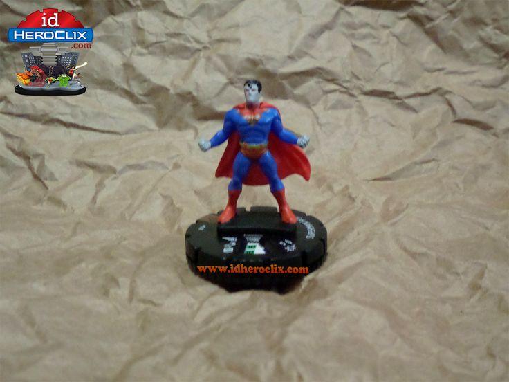 Superman Robot BibtB Superman DC Heroclix