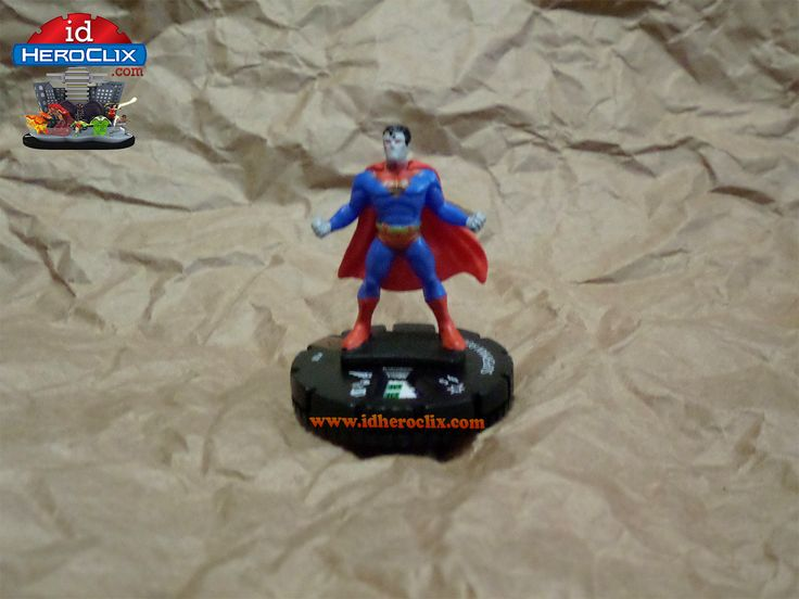 Superman Robot BibtB Superman DC Heroclix