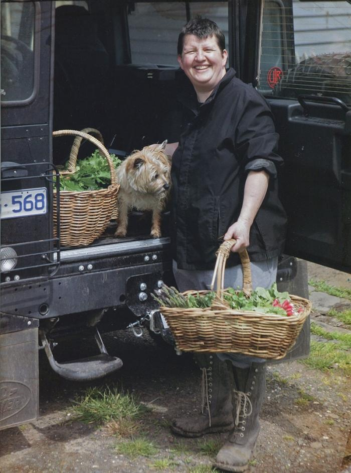 From Farm to Table with Annie Smithers Gardenista