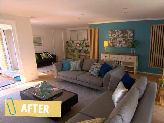 Episode 24 modern renovation gallery   The Living Room Australia