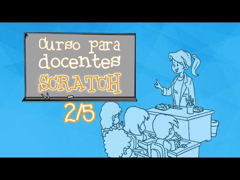 Curso iniciación de programación con Scratch para profesores (1/5) - YouTube