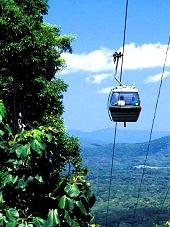 Cairns, Queensland, Australia - Kuranda, Skyrail Rainforest Cableway
