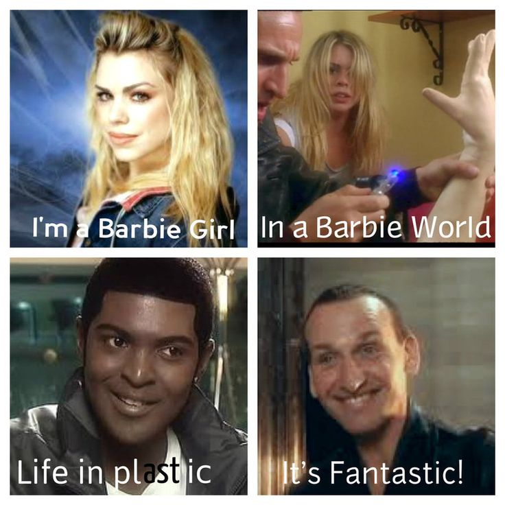 Doctor Who Barbie World by VicLooksLikeAllie