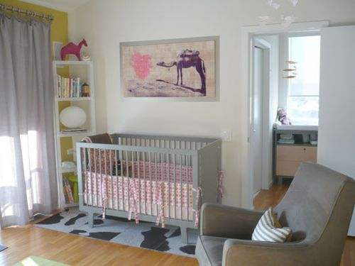 Design Dazzle: Gender-Neutral Baby Nurseries