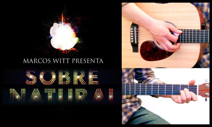 """Poderoso Dios"" Marcos Witt - TUTORIAL"