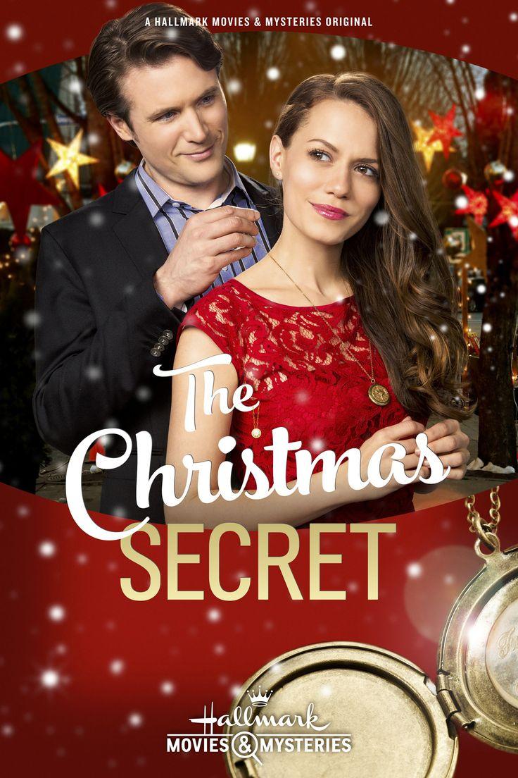 """The Christmas Secret"" (2014) - Premieres Sunday, December 7, 9/8c on Hallmark Movies & Mysteries. A great Movie!"