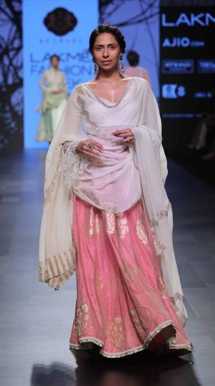 Kotwara - Lakme Fashion Week - SR 17 - 2