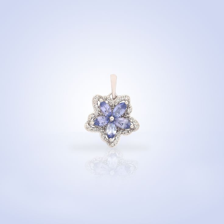 Tanzanite Pendant | Gemporia India