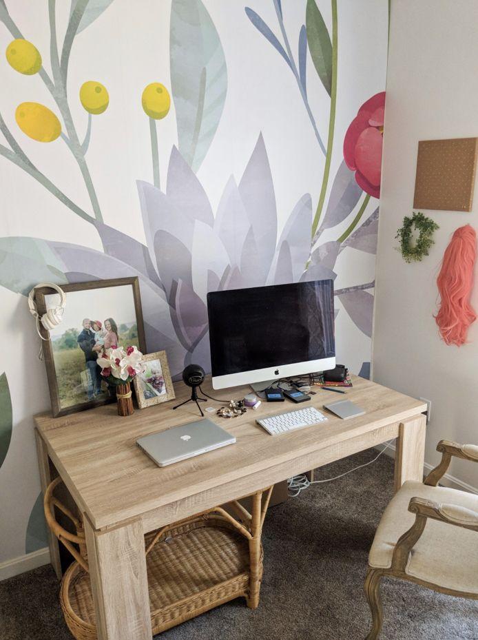 Home Office Design Wallpaper Ideas Diy Home Home Office Design Simple Desk Diy Projects Home Improvement