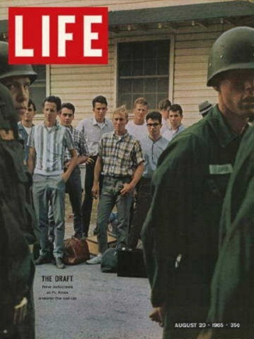 The introduction of conscription into australia during the vietnam war