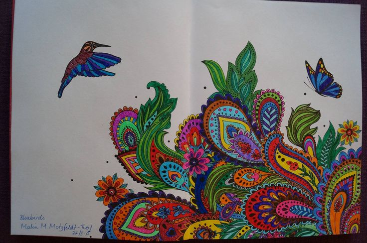One of my colorings