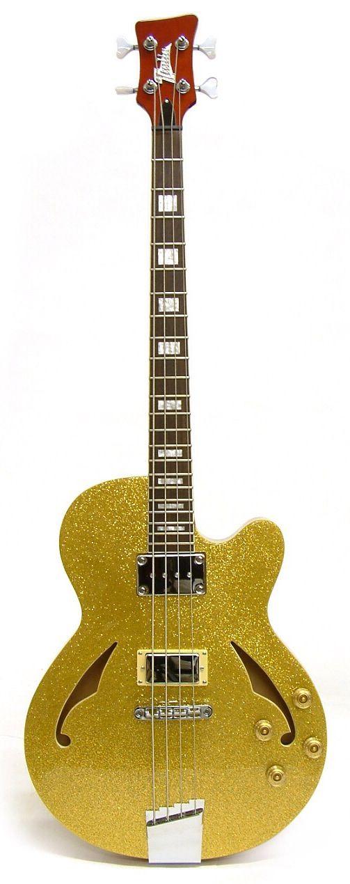 ITALIA Torino Bass Guitar