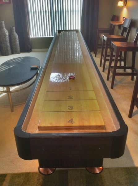 game room necessity, right next to the pool table and pinball machine