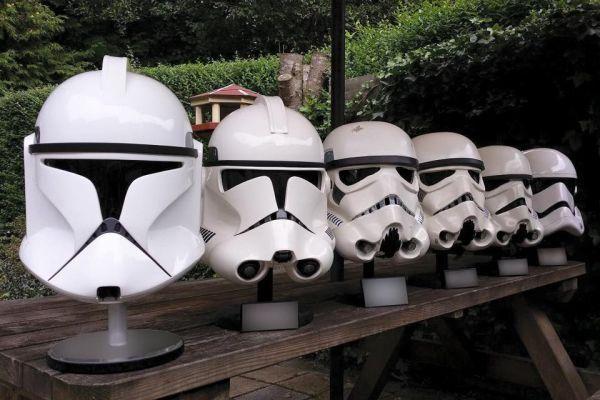 L'évolution du casque des Stormtroopers de 1977 à aujourd'hui http://www.journaldugeek.com/2015/09/13/levolution-du-casque-des-stormtroopers-de-1977-a-aujourdhui/ …