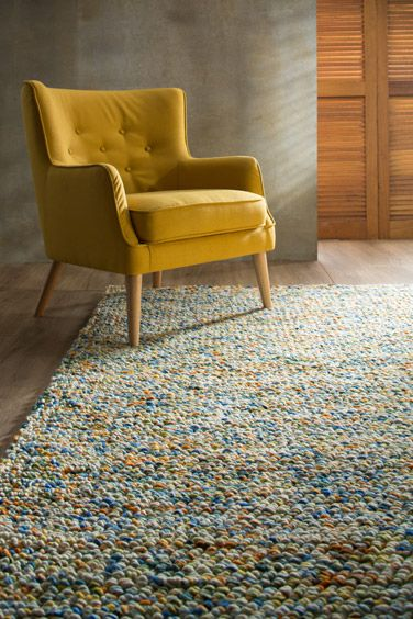 Volume - Inspired by the vibrant colours that are part of our everyday lives and a unique dyeing of the New Zealand wool ensures Volume will be stunning rug for your home.