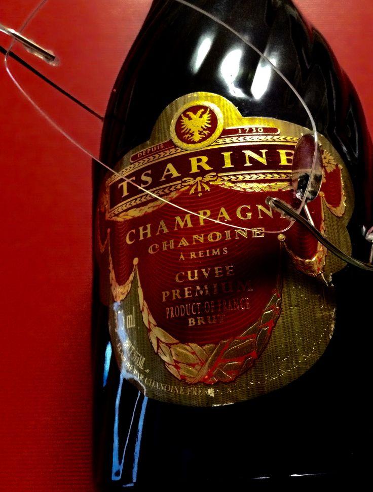 #GoldSmilesBySilver #Chanoine Freres #Tsarine #Cuvee Premium #champagne #Reims