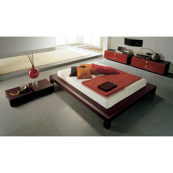 Kenso Japanese Platform Bed  1 320    liked on Polyvore featuring home   furniture  Queen Size  Best 25  Japanese platform bed ideas on Pinterest   Minimalist bed  . Fujian 3 Piece Queen Size Platform Bedroom Set. Home Design Ideas