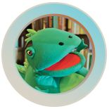 Denton the Dragon, the star of the Tales of Bubbleland; the first sensational character of Bubbleland!