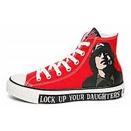 Acdc X Converse Chuck Taylor All Star...